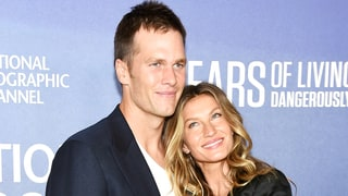 Gisele Bundchen Gave Tom Brady a 'Protection' Necklace for the Super Bowl