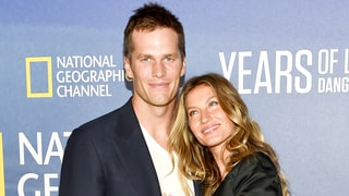 Gisele's Daughter Dressed as Princess Elsa Cheering on Tom Brady's NFL Return Is Too Cute