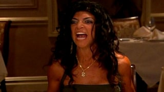 Teresa's Table Flip on 'RHONJ'