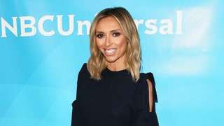 Giuliana Rancic Shows Off Her Lean Legs in a Minidress on the Red Carpet