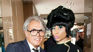 Nicki Minaj Feuds With Designer Giuseppe Zanotti After He 'Won't Take' Her Call