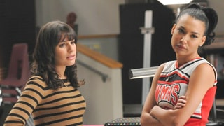 Glee: Naya Rivera vs. Lea Michele