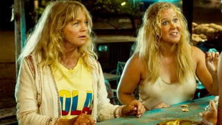 Amy Schumer and Goldie Hawn Go Wild as Mother and Daughter in First 'Snatched' Trailer: Watch!