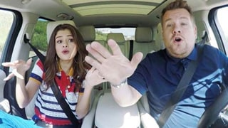Selena Gomez Does Carpool Karaoke, Takes James Corden to Theme Park: Watch!