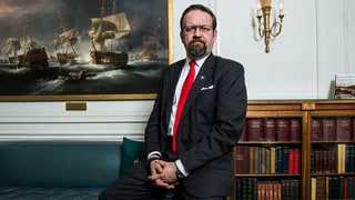 Sebastian Gorka, the West Wing's Phony Foreign-Policy Guru