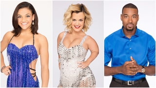 'Dancing With the Stars' Recap: James Hinchcliffe and Calvin Johnson Tie for First; Maureen McCormick Goes Home