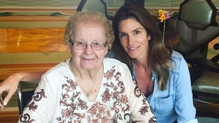 Cindy Crawford's 97-Year-Old Grandma Is Just as Genetically Blessed as the Supermodel