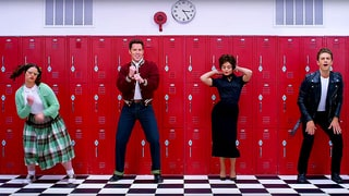 Grease: Live's First Teaser Features Cast Showing Off Their Hand Jive Skills: Watch