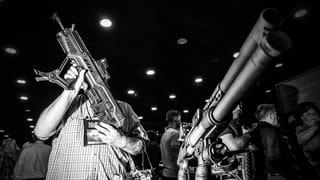 The Gun Lobby Is Down to Its Last, Unconvincing Excuse
