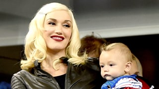 Gwen Stefani's Son Apollo Has a Message for Mom's Fans: 'Go to iTunes'