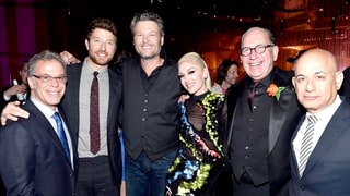 Gwen Stefani Hangs With Blake Shelton's Country Friends at ACM Awards 2016 Afterparty