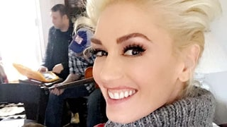 Gwen Stefani Spends a 'Holly Jolly' Christmas Eve With Blake Shelton and Her Kids