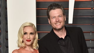 Gwen Stefani and Blake Shelton Kiss as They Spend Thanksgiving Together With Their Families in Oklahoma