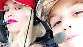 Gwen Stefani Celebrates Son Kingston's 10th Birthday With Blake Shelton