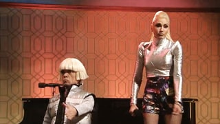 Peter Dinklage, Gwen Stefani Sing About Space Pants on 'Saturday Night Live': Listen to the Catchy Tune Here