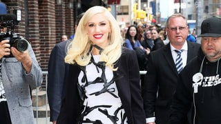 Gwen Stefani Steps Out in Skintight Outfit After Pulling a Pregnancy Prank