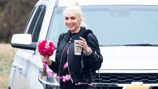 Gwen Stefani Catches Bouquet at the Wedding of Blake Shelton's Hair Stylist: Details on Their PDA Night Out