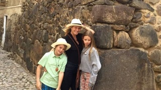 Gwyneth Paltrow Takes Apple and Moses to Peru for Vacation: See the Gorgeous Photos