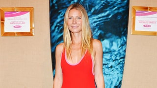 Gwyneth Paltrow Is a Total Smoke Show in This Plunging Dress