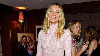 Gwyneth Paltrow's Skintight Pink Bodysuit and Flared Pants: Love It or Hate It?
