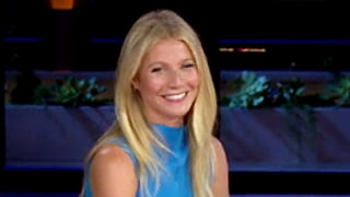 Gwyneth Paltrow Raves About Goop's Nontoxic Lube on 'Chelsea'