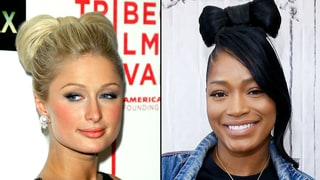 Keke Palmer Wears Hair Bow Just Like Paris Hilton: Who Wore It Best?