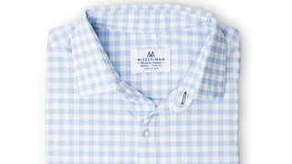 A Dress Shirt You Could Wear to the Gym
