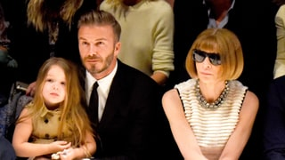 Victoria Beckham Agrees: Harper's Clothes Are 'Incredibly Chic'