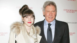 Harrison Ford Reveals Daughter Georgia Has Epilepsy: Disease 'Can Be Devastating'