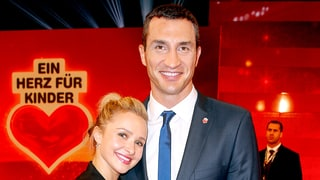 Hayden Panettiere Posts Adorable Photo of Baby Kaya, Fiance Wladimir Klitschko