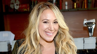 Haylie Duff Shares Her Family's Easter Traditions: We Put Bacon in My Nephew Luca's Plastic Eggs!