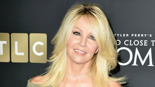 Heather Locklear Says She's 'Taking Steps to Enrich' Her Life Amid Rehab Reports