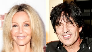 Heather Locklear Posts Throwback Makeout Pic With Ex Tommy Lee in Honor of Would-Be 30th Wedding Anniversary
