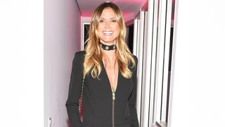 Heidi Klum's Black Jumpsuit Is Anything but Basic
