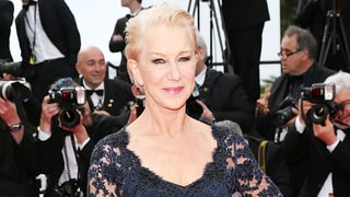 Helen Mirren Explains Her Trip on the Cannes 2016 Red Carpet