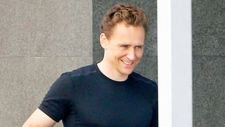Tom Hiddleston Resurfaces After Taylor Swift Split: Pics
