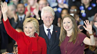 Chelsea Clinton Reacts to Donald Trump Threatening to Speak About Dad Bill Clinton's Infidelity