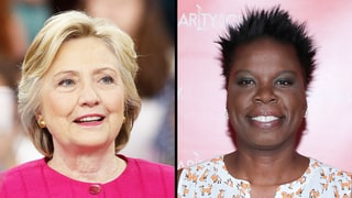 Hillary Clinton Tweets Her Support for Leslie Jones as Homeland Security Investigates Hack