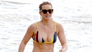 Hilary Duff: I Don't Need to Look 'Perfect' in a Bikini