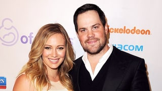 Hilary Duff and Ex Husband Mike Comrie Reunite to Go Shopping With Son