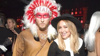 Hilary Duff and Boyfriend Jason Walsh Slammed for Pilgrim and Native American Halloween Costumes