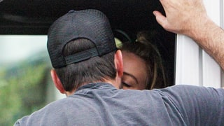 Are Hilary Duff and Mike Comrie Back On? Exes Spotted Kissing on Outing With Son Luca