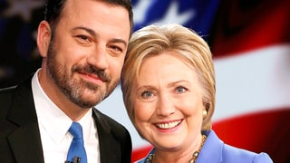 Jimmy Kimmel Mansplained a Bunch of Stuff to Hillary Clinton: 'I'll Correct You Whenever I Feel the Need'