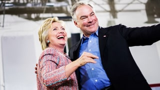Hillary Clinton Names Tim Kaine, Virginia Senator, Her Vice Presidential Pick