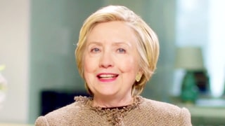 Hillary Clinton Says the 'Future Is Female' in First Taped Message Since Donald Trump's Inauguration