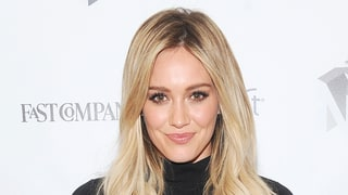 Hilary Duff's Son Luca Is Adorable and So Grown-Up: Photo