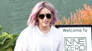 Hilary Duff Now Has Pastel Pink Hair: See Her Makeover
