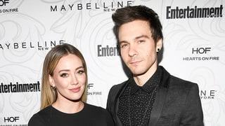 Hilary Duff and Matthew Koma Make First Red Carpet Appearance as a Couple