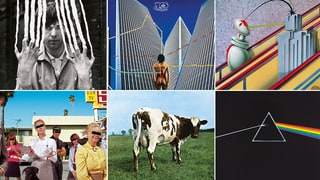 Hipgnosis' Life in 15 Album Covers: Pink Floyd, Led Zeppelin and More