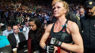 Holly Holm Eyes History at UFC 208